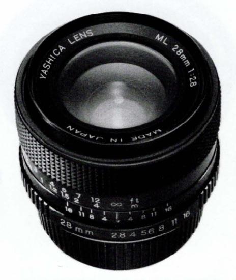 Yashica ML 28mm F/2.8 (II)