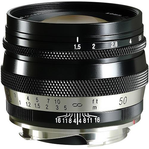Cosina Voigtlander Heliar 50mm F/1.5 VM