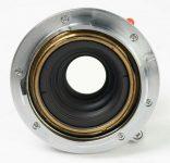 Leica Elmar-M 50mm F/2.8 for M6J