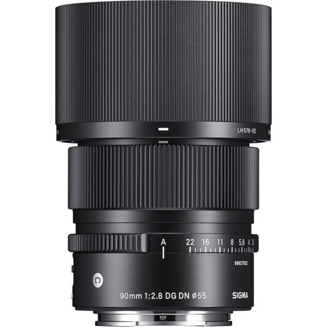 Sigma 90mm F/2.8 DG DN   C