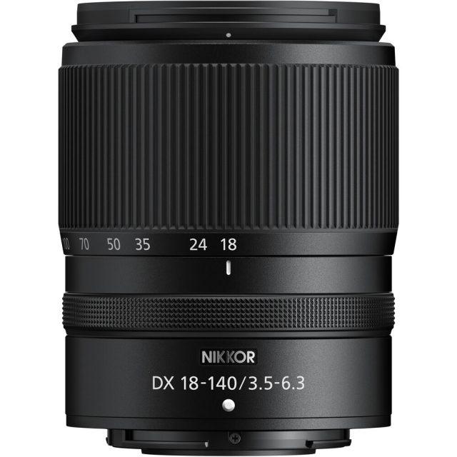 Nikon DX Nikkor Z 18-140mm F/3.5-6.3 VR